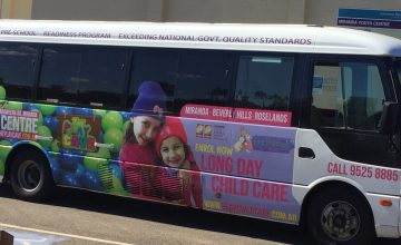 BearChildCare Bus